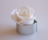 how to make icing roses 12