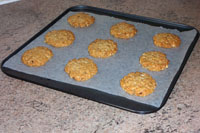 Oat and Hazelnut Cookies 1