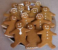 Gingerbread Men 9